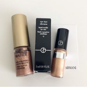 Liquid Eyeshadow Duo - Armani Beauty & Lise Watier